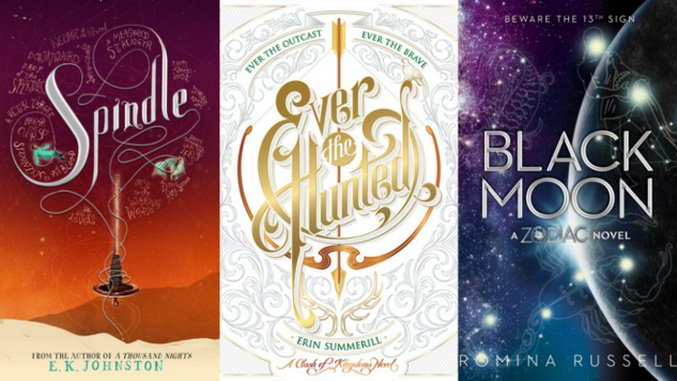 The 5 Best New Young Adult Books in December 2016