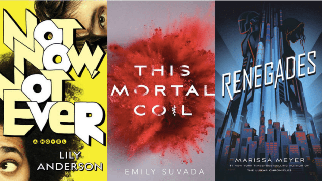 10 Of The Best Young Adult Books In November 2017  Books -1129