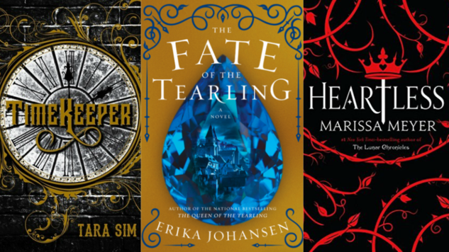 The 10 Best New Young Adult Books in November 2016