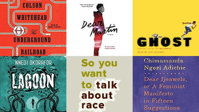 10 Audiobook Narrators to Listen to Beyond Black History Month