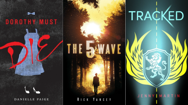 15 Binge-Worthy Young Adult Book Series That Ended in 2016