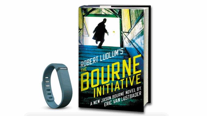 Win <i>The Bourne Initiative</i> and a Fitbit Flex!