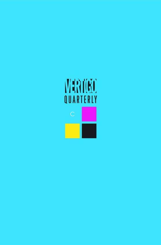 Vertigo Quarterly Cyan 1 Review Books Reviews Paste