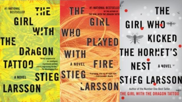Image result for stieg larsson books