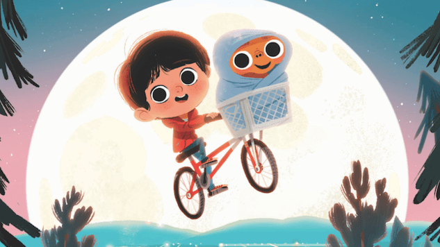 E.T. Stars in an Adorable New Picture Book, and He's Never Looked Cuter
