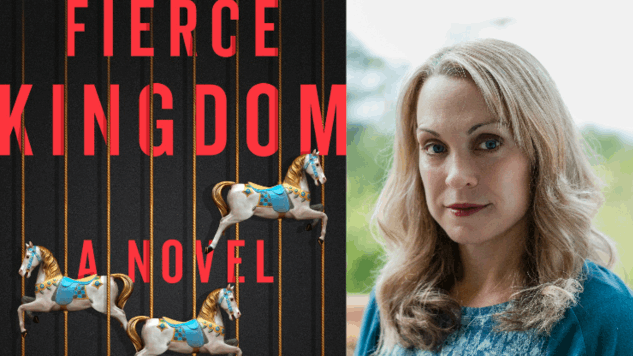 Gin Phillips Talks <i>Fierce Kingdom</i>, Her New Thriller Tackling a Mass Shooting