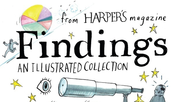 <i>Findings</i>: An Illustrated Collection of Quirky Scientific Facts