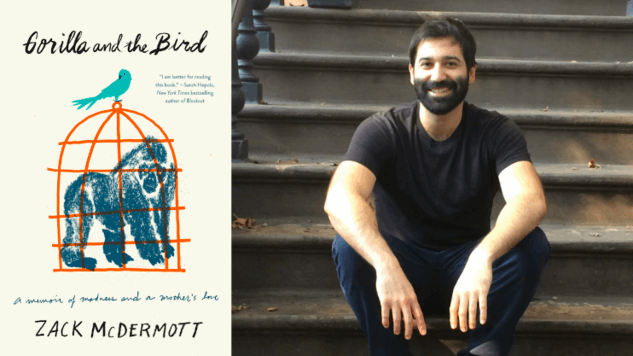 In <i>Gorilla and the Bird</i>, Zack McDermott Challenges the Stigma Surrounding Bipolar Disorder