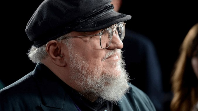 George R.R. Martin Hopes to Release a New Westeros Book in 2018, But It Might Not Be <i>The Winds of Winter</i>