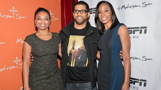 ESPN Suspended Jemele Hill Again, This Time over Her Suggestions on How People Can Join in Colin Kaepernick's Protest