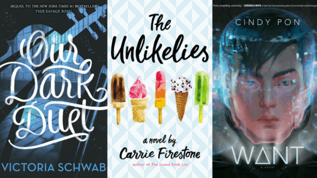The 10 Best New Young Adult Books in June 2017