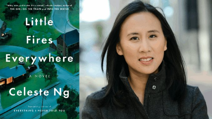 """""""We're Starting to Realize That You Can't Ignore Race."""" Celeste Ng Talks Her New Novel"""