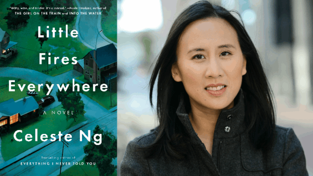 """We're Starting to Realize That You Can't Ignore Race."" Celeste Ng Talks Her New Novel"