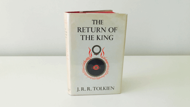 Win a First Edition Copy of <i>The Return of the King</i>!