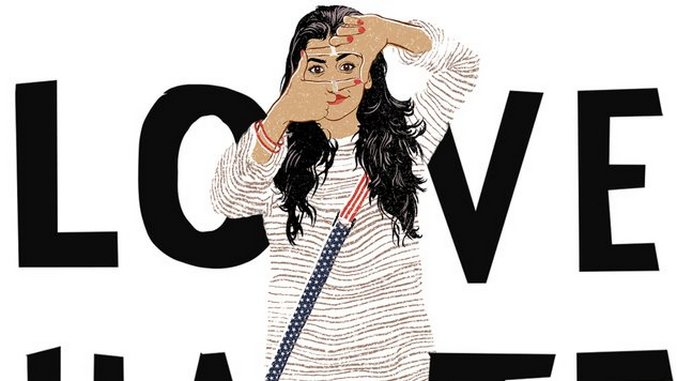 Exclusive Cover Reveal: Samira Ahmed's <i>Love, Hate & Other Filters</i>