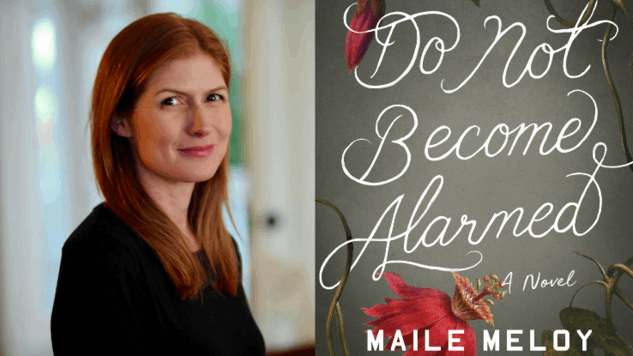 Maile Meloy Weaves Family Drama with Terror in <i>Do Not Become Alarmed</i>