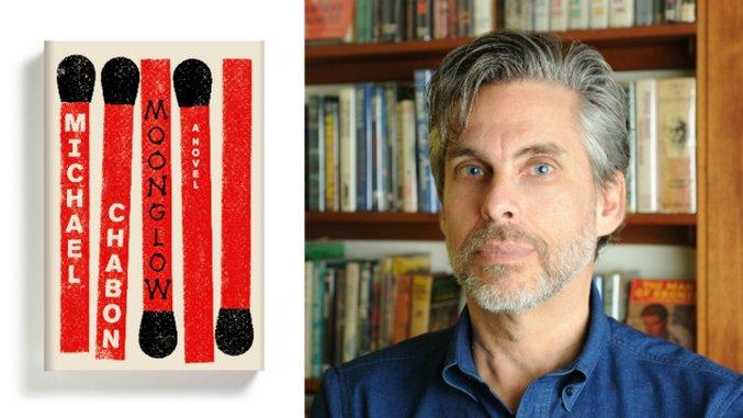 Model Rockets and Memoir: Michael Chabon Talks His Latest Novel, <i>Moonglow</i>