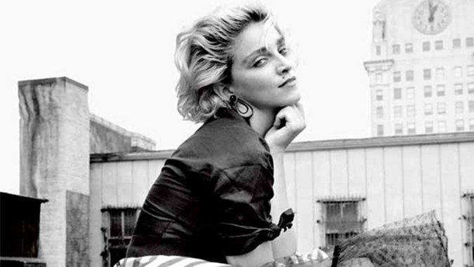 <i>Madonna NYC 83</i> by Richard Corman Review