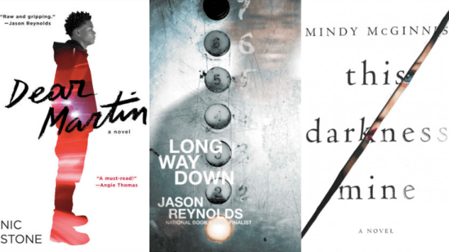 10 of the Best New Young Adult Books in October 2017