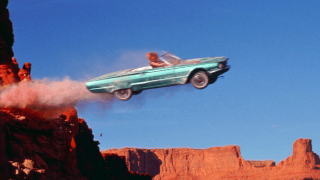 In <i>Off the Cliff</i>, Becky Aikman Talks <i>Thelma & Louise</i> While Tackling Hollywood's Misogyny