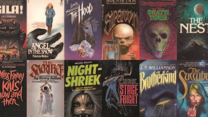<i>Paperbacks from Hell</i> Chronicles Every Murderous Baby and Demonic Possession from the '70s to '80s