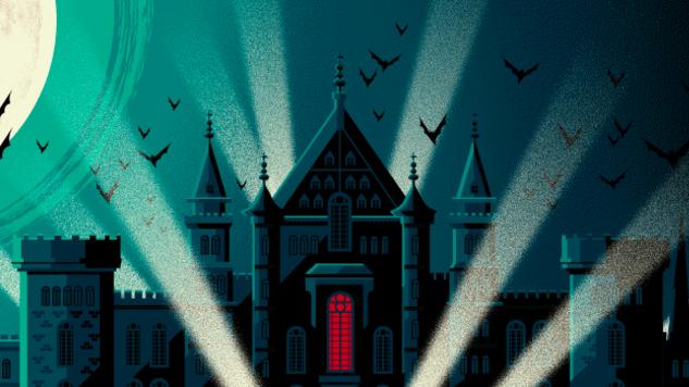 Exclusive Excerpt + Cover Reveal: Derek Milman's Horror Novel, <i>Scream All Night</i>