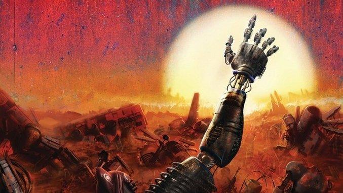 C. Robert Cargill Talks a Post-Human World Run by Robots in <i>Sea of Rust</i>
