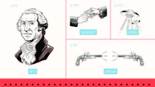 Cormac O'Brien's <i>Secret Lives of the U.S. Presidents</i> Promises Bizarre Political Trivia