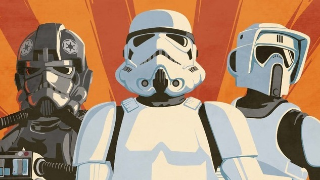 These <i>Star Wars Propaganda</i> Posters Showcase the Empire's Dark Side