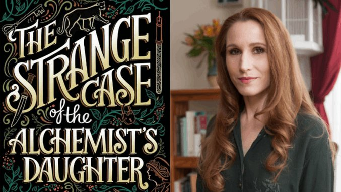 Exclusive Excerpt: Mary Jekyll Meets Sherlock Holmes in <i>The Strange Case of the Alchemist's Daughter</i>
