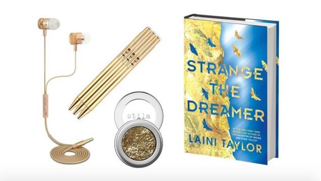 Win <i>Strange the Dreamer</i> by Laini Taylor + Prizes!