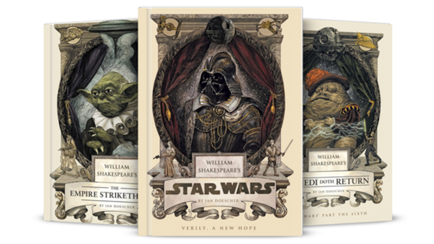 The <i>Star Wars</i> Gift Guide for Book Lovers