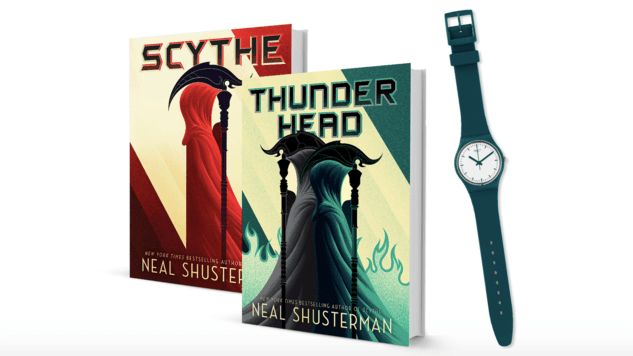 Win an <i>Arc of the Scythe</i> Series Prize Pack!