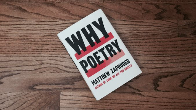 Why Read Poetry? Because It Can Make You More Empathetic