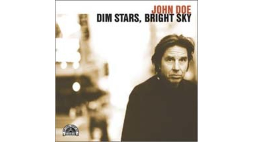 John Doe - Dim Stars, Bright Sky