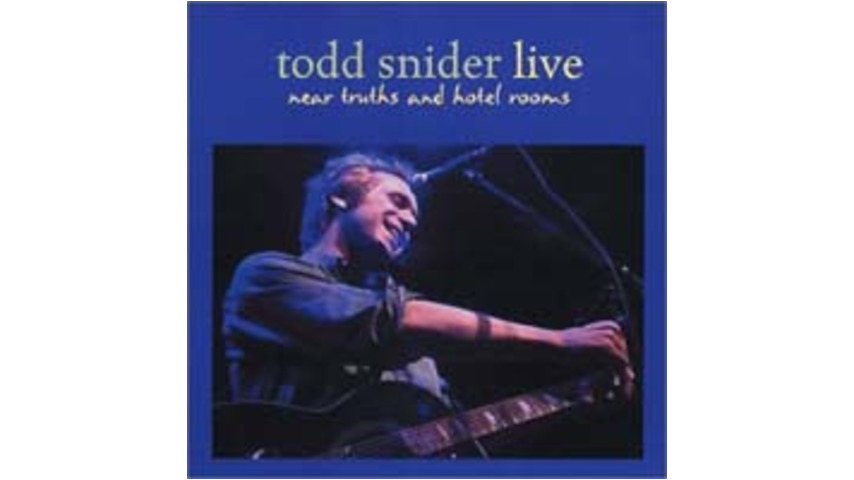 Todd Snider - Near Truths And Hotel Rooms
