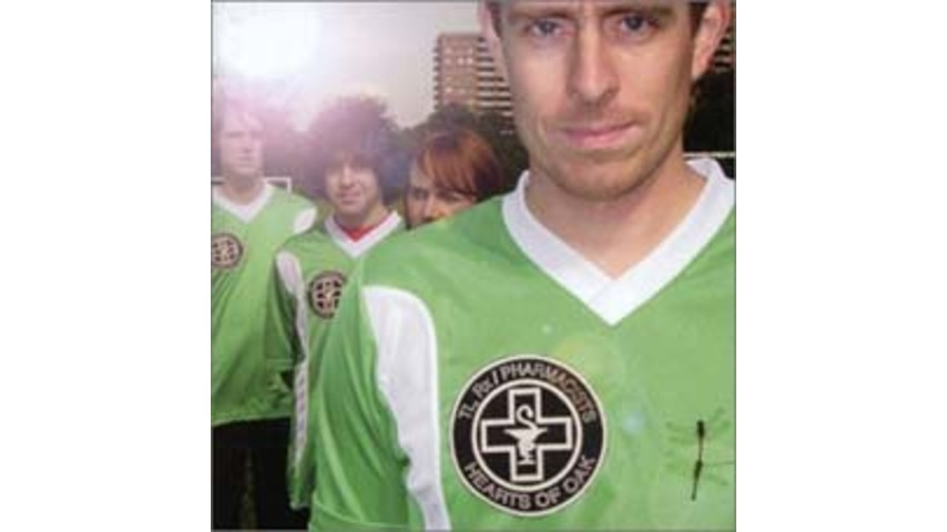 Ted Leo and The Pharmicists - Hearts of Oak