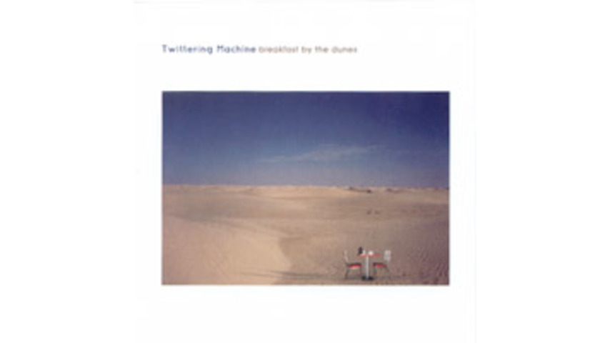 Twittering Machine - breakfast by the dunes