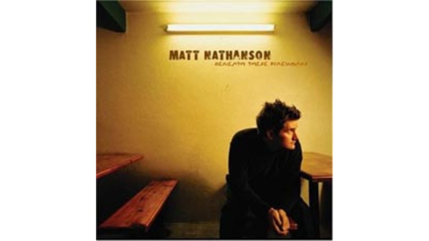 Matt Nathanson - Beneath These Fireworks