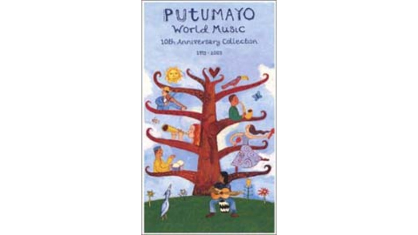Various Artists: Putumayo World Music 10th Anniversary Collection