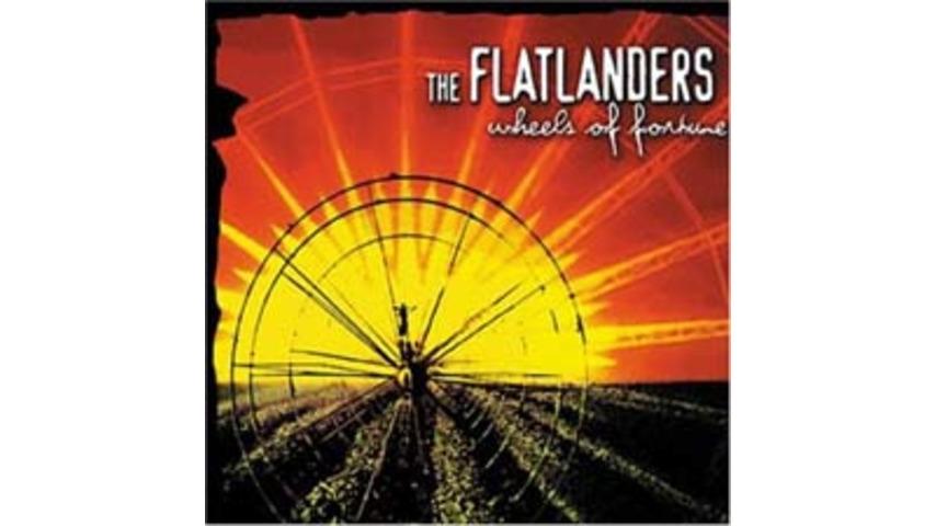 The Flatlanders - Wheels of Fortune