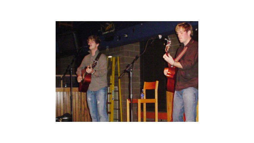 Dave Barnes & Matt Wertz - Live at Eddie's Attic