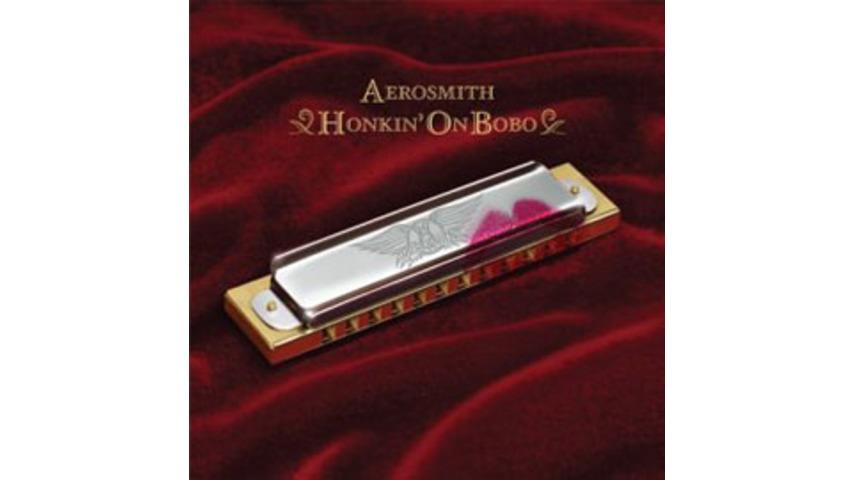 Aerosmith - Honkin' On Bobo