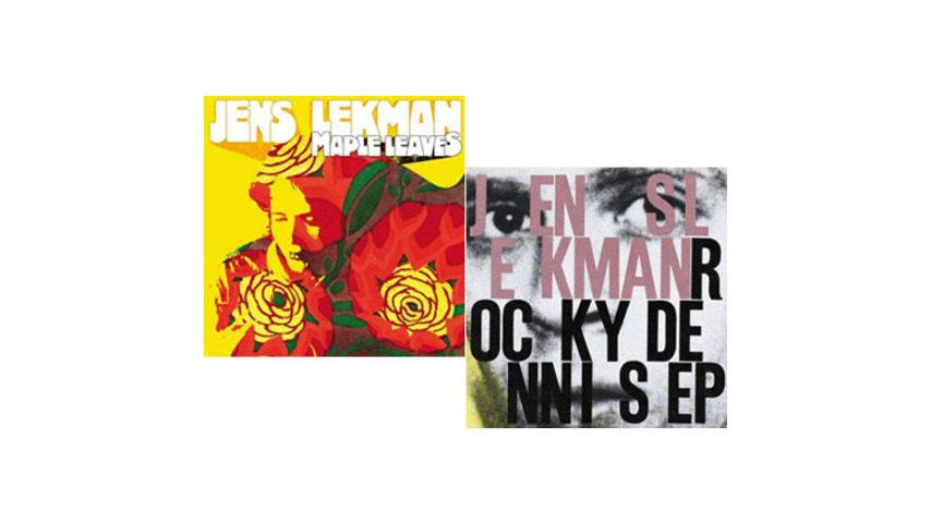 Jens Lekman - Maple Leaves EP / Rocky Dennis EP