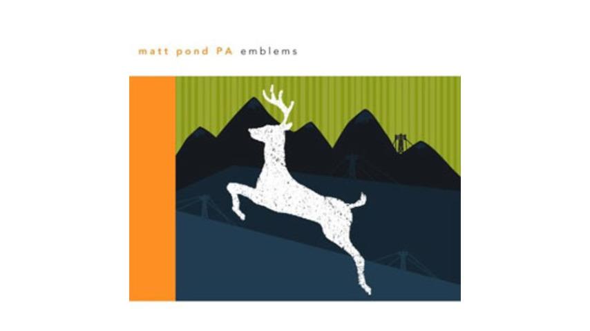 Matt Pond PA - Emblems