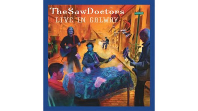 The Saw Doctors - Live in Galway