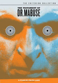 The Testament of Dr. Mabuse (DVD)