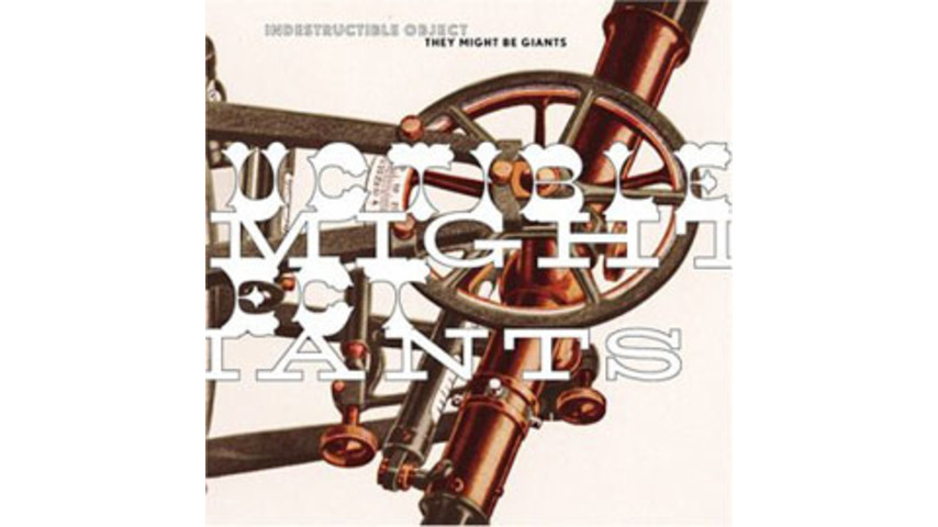 They Might Be Giants - Indestructable Object EP