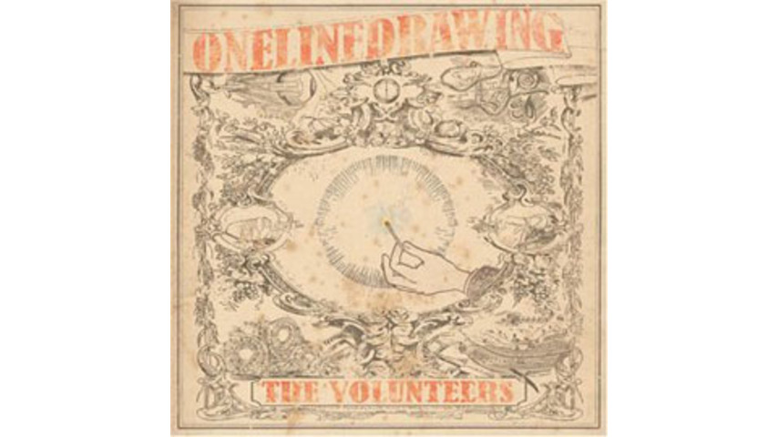 Onelinedrawing - The Volunteers