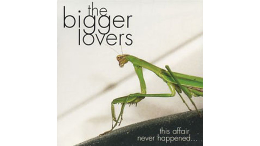 The Bigger Lovers - This Affair Never Happened...